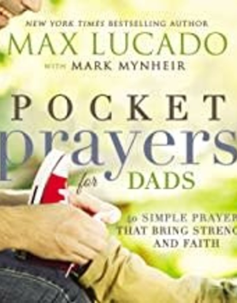 POCKET PRAYERS FOR DADS