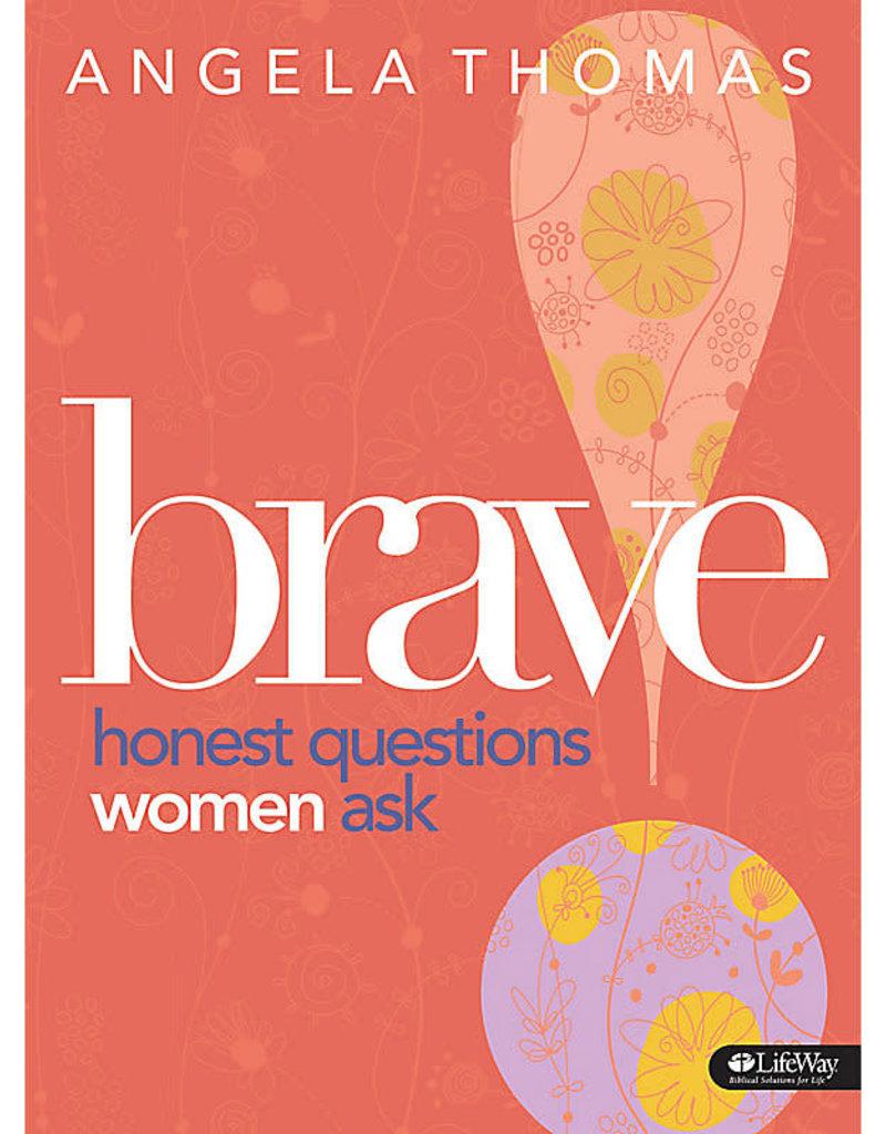 Brave Member Book