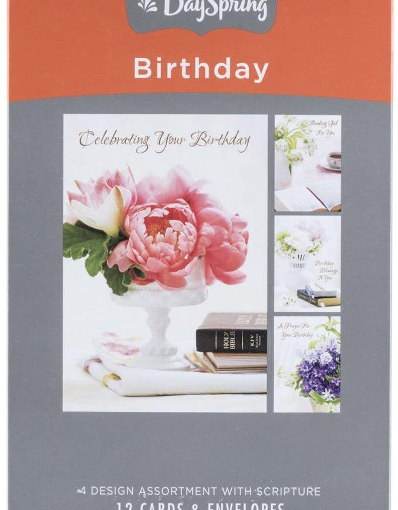 BOX CD BIRTHDAY LUSTROUS   11540
