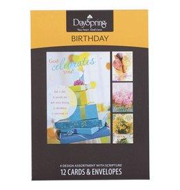 BOX CD BIRTHDAY  37337