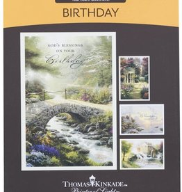 BOX CD THOMAS KINKADE BIRTHDAY  86068