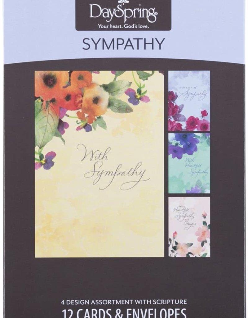 BOX CD SYMPATHY  53695