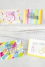 Boxed Enclosure Cards - Set of 8