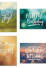 BOX CD BIRTHDAY DELIGHTS  60937
