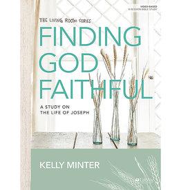Finding God Faithful Bible Study Book