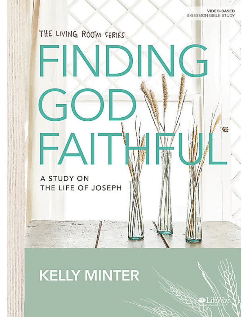 Finding God Faithful Bible Study Book