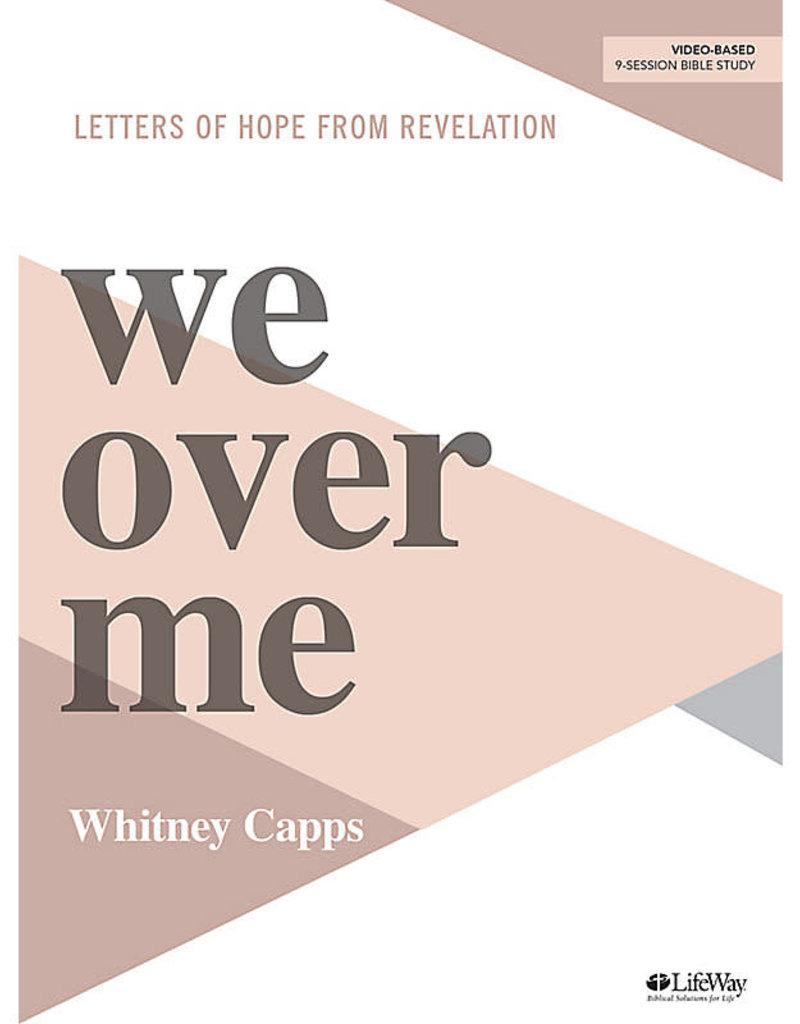 We Over Me Bible Study Workbook