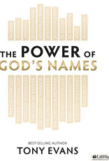 Power of God's Names Member Book