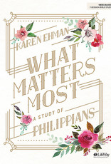 What Matters Most Member Book