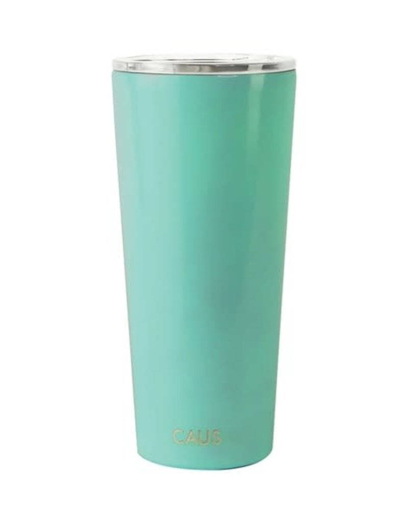 CAUS SS Large Tmblr Teal Crisis Relief