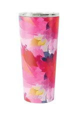 CAUS SS Large Tmblr Watercolor Flower Crisis Relief