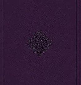THINLINE BIBLE,  TruTone, Lavender, Ornament Design