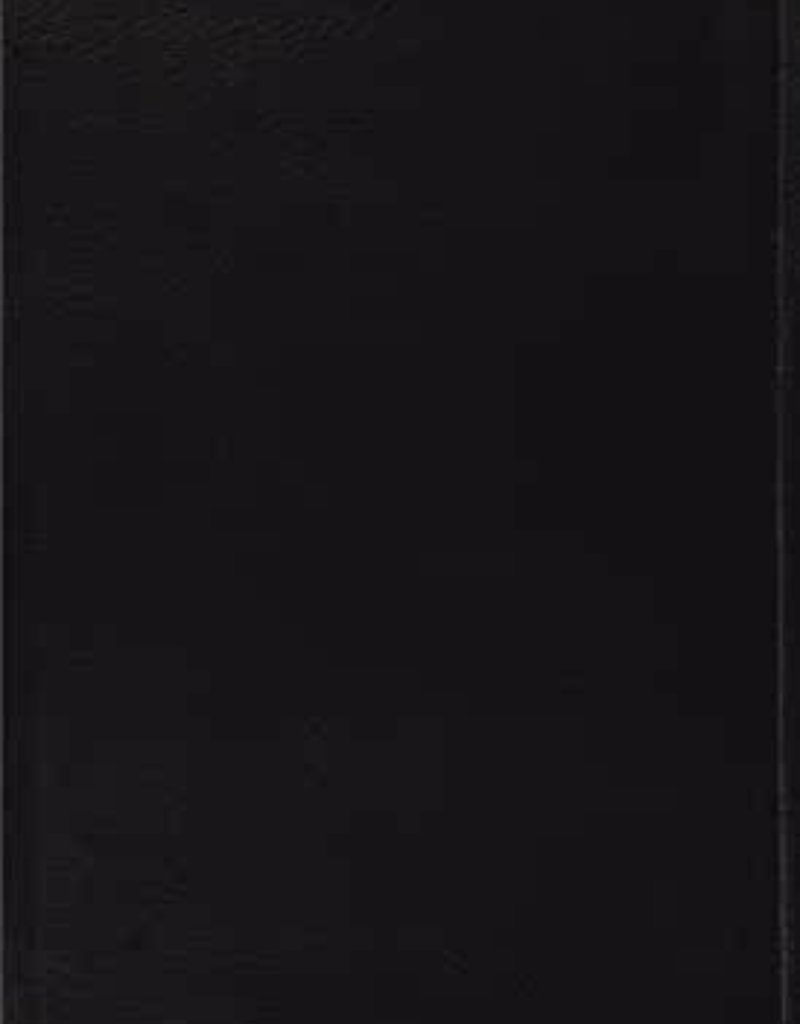 THINLINE BIBLE, Bonded Leather Black