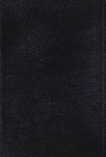 THINLINE BIBLE - Black Genuine Leather