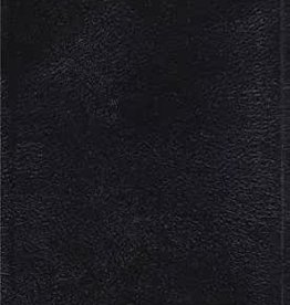 THINLINE BIBLE - Black Genuine Leather