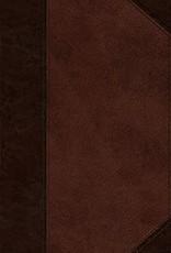 ULTRATHIN BIBLE Brown/Walnut