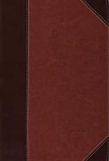 THINLINE REFERENCE BIBLE, TruTone Brown/Cordovan, Portfolio Design