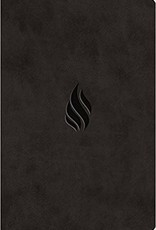 VALUE COMPACT BIBLE, Midnight Flame Design