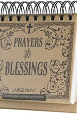 DB-Prayers And Blessings-Large Print 34832