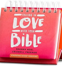 DB-Falling in Love with Your Bible  10173 OP