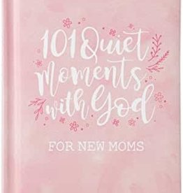 101 Quiet Moments Gift Book - Pink