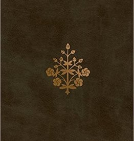 JOURNALING Bible, SIngle Column , Large Print, TruTone, Olive, Branch