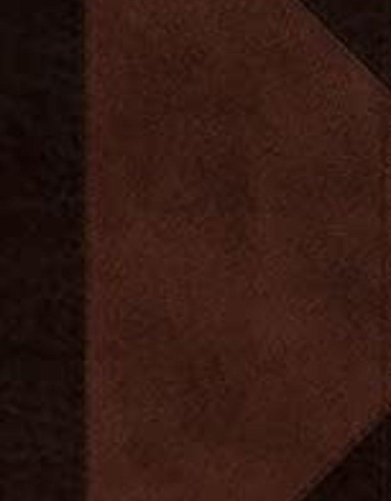 Journaling Psalter-Brown/Walnut Portfolio Design TruTone