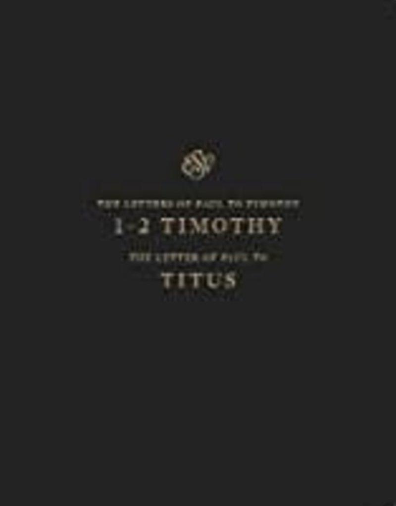 SCRIPTURE JOURNAL 1-2 TIMOTHY & Titus