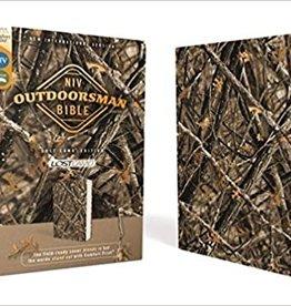 OUTDOORSMAN BIBLE, Camo