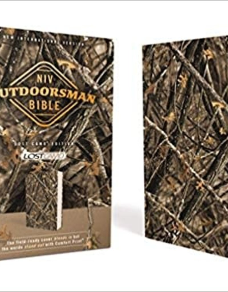OUTDOORSMAN BIBLE, Camo