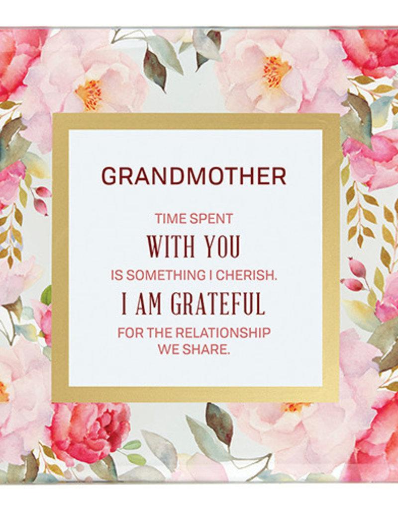 Tabletop Glass Frame-Grandmother
