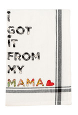 TOWEL TEA I GOT IT FROM MY MAMA