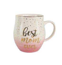 Ombre Best Mom Ceramic Mug