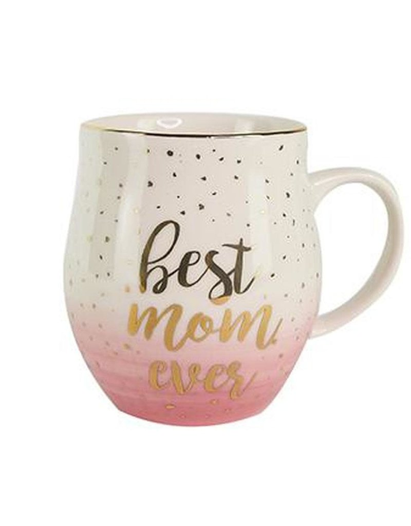 Ombre Best Mom Ceramic Mug