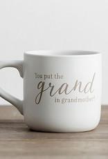 Grand in Grandmother Mug