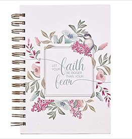 Let Your Faith Be Bigger Journal