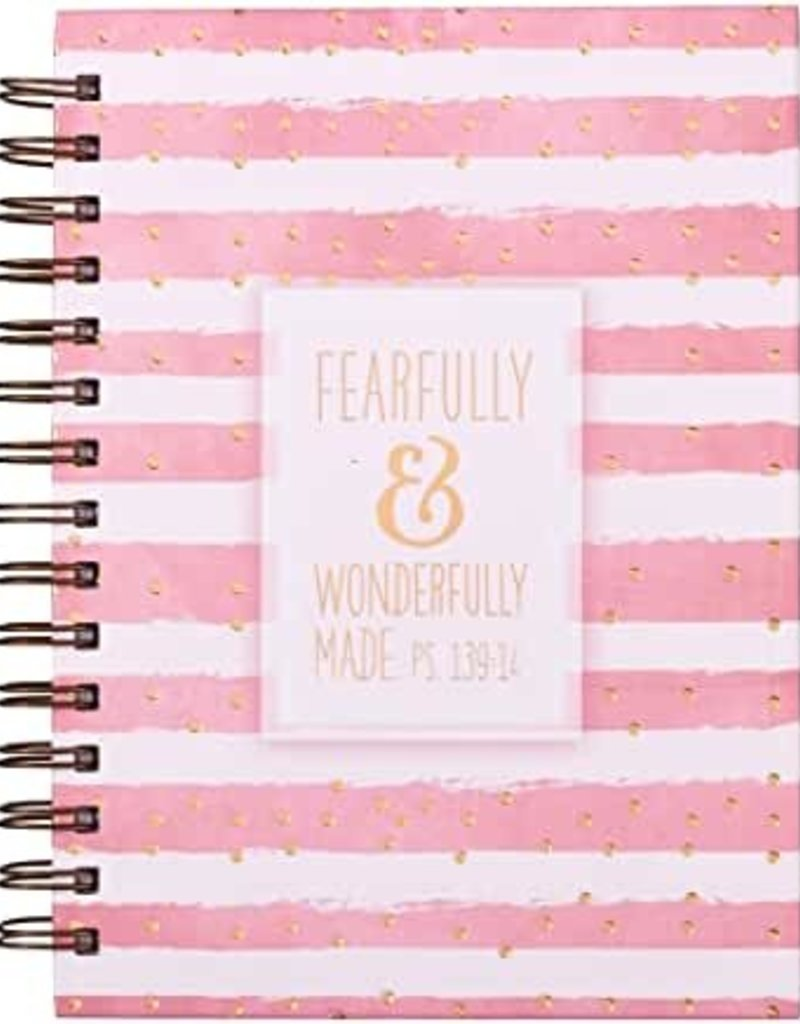 Journal-Wirebound-Fearfully & Wonderfully Made