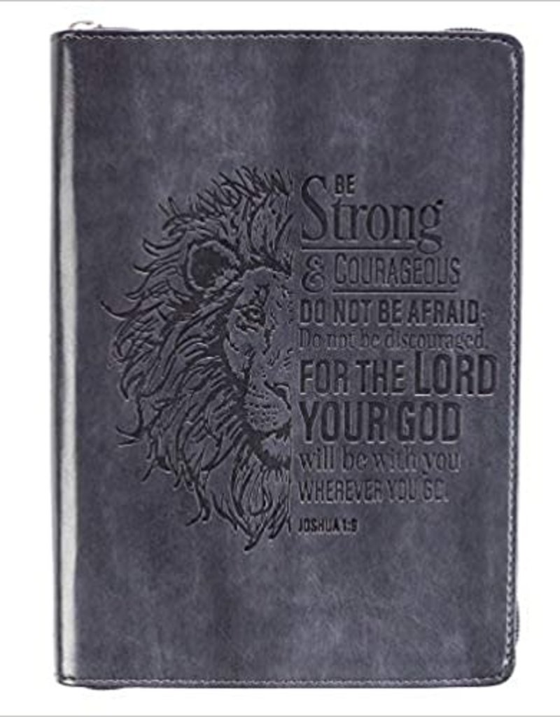 JOURNAL CLASSIC BE STRONG JOSHUA 1:9
