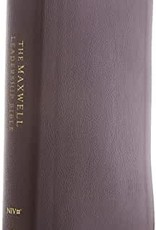 The MAXWELL LEADERSHIP BIBLE- Black