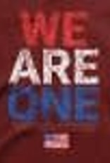We Are One, Flag, Shirt, Red, Medium