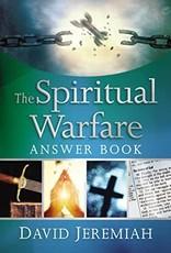 SPIRITUAL WARFARE ANSWER BOOK
