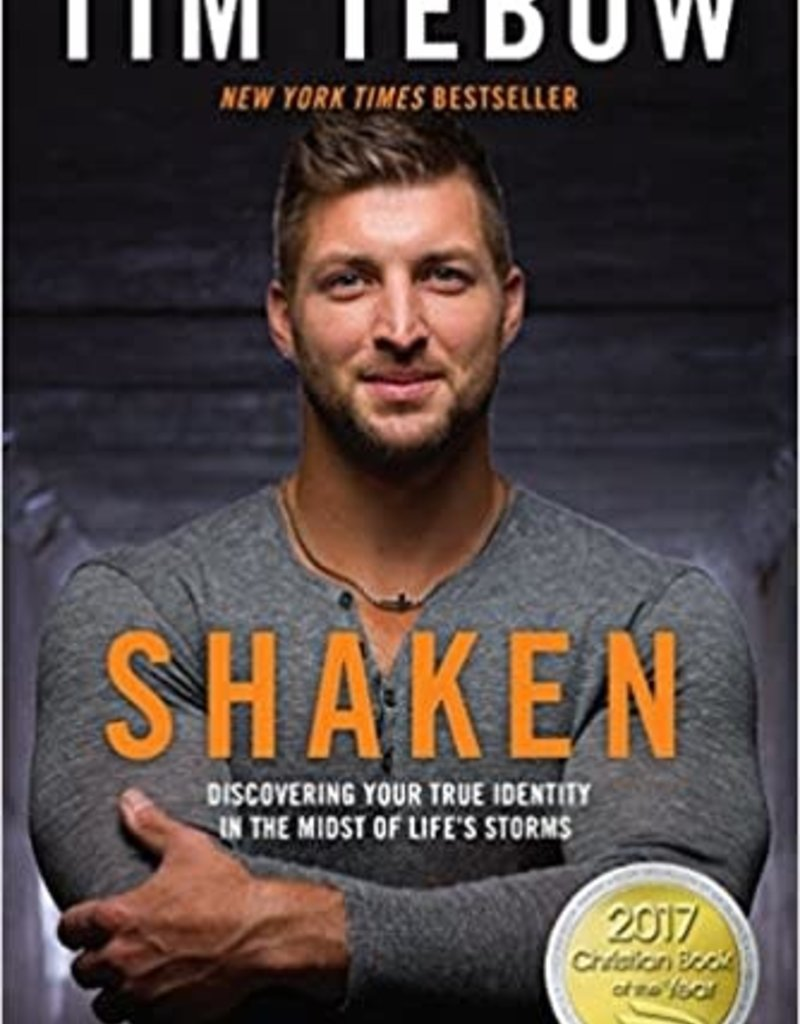 SHAKEN : DISCOVERING YOUR TRUE IDENTITY IN THE MID