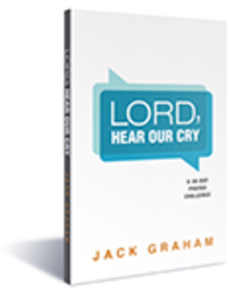 Lord, Hear Our Cry: A 30-Day Prayer Challenge