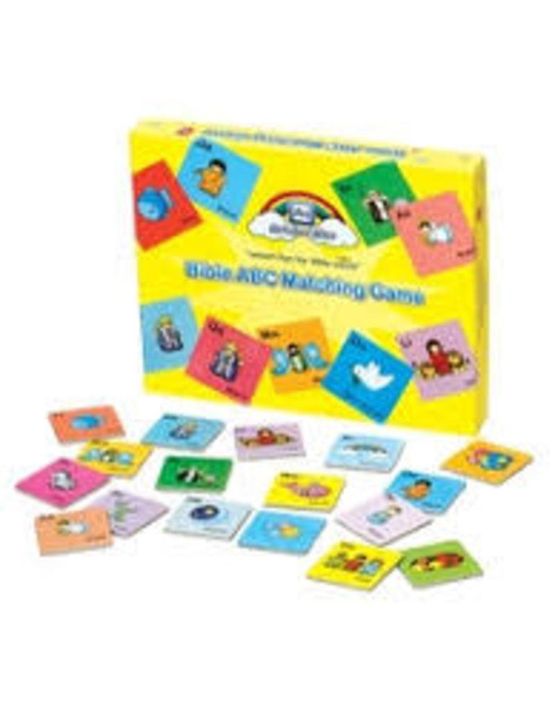 BIBLE ABC MATCHING GAME