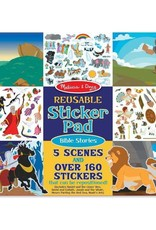 Reusable Sticker Pad- Bible Stories