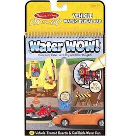 Melissa & Doug Water Wow-VEHICLES