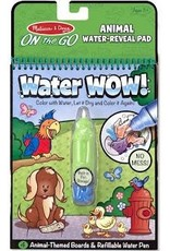 Melissa & Doug Water Wow- ANIMALS