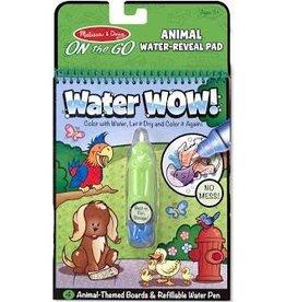 Melissa & Doug Water Wow- ANIMALS