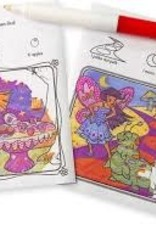 Melissa & Doug Fairy Color Blast Coloring Book