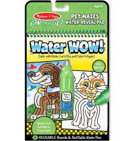 Melissa & Doug Melissa & Doug Water Wow- Pet Mazes